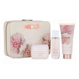 Ted Baker Pink Beauty Bag Gift Set Ladies Gift Mens Gift Sets BNWT ...