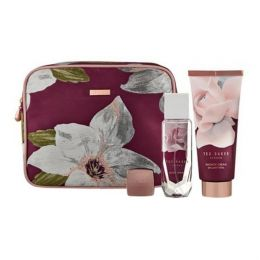 ce413e5b0f42 Ted Baker Pink Beauty Gift Sets Make Up Bags Birthday Present Gift ...
